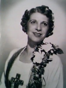 Aimee Semple McPherson (October 9, 1890 – September 27, 1944),