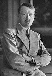 Adolf Hitler (20 April 1889 – 30 April 1945)