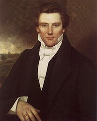 Joseph Smith, Jr. (December 23, 1805 – June 27, 1844)