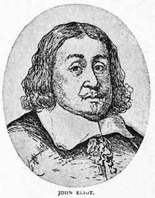 John Eliot (c. 1604 - 21 May 1690)