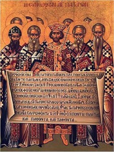 All true Christians accept the Nicene Creed