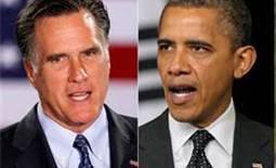 Romney - Obama