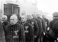JWs in Concentration Camp