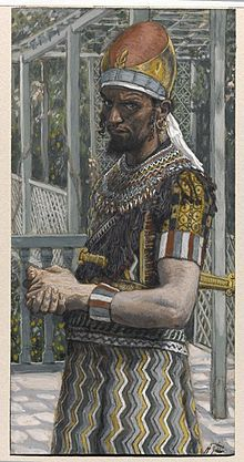 Brooklyn Museum - Herod (Hérode) - James Tissot