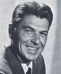 Ronald Reagan Movie and Television Star