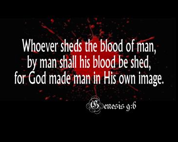Genesis 9-6 Capital Punishment
